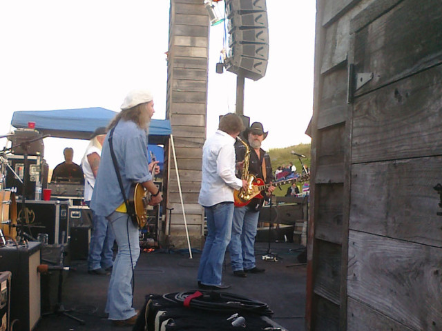 Marshall Tucker Backline